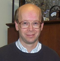 Picture of Dr. Mark Holtz.