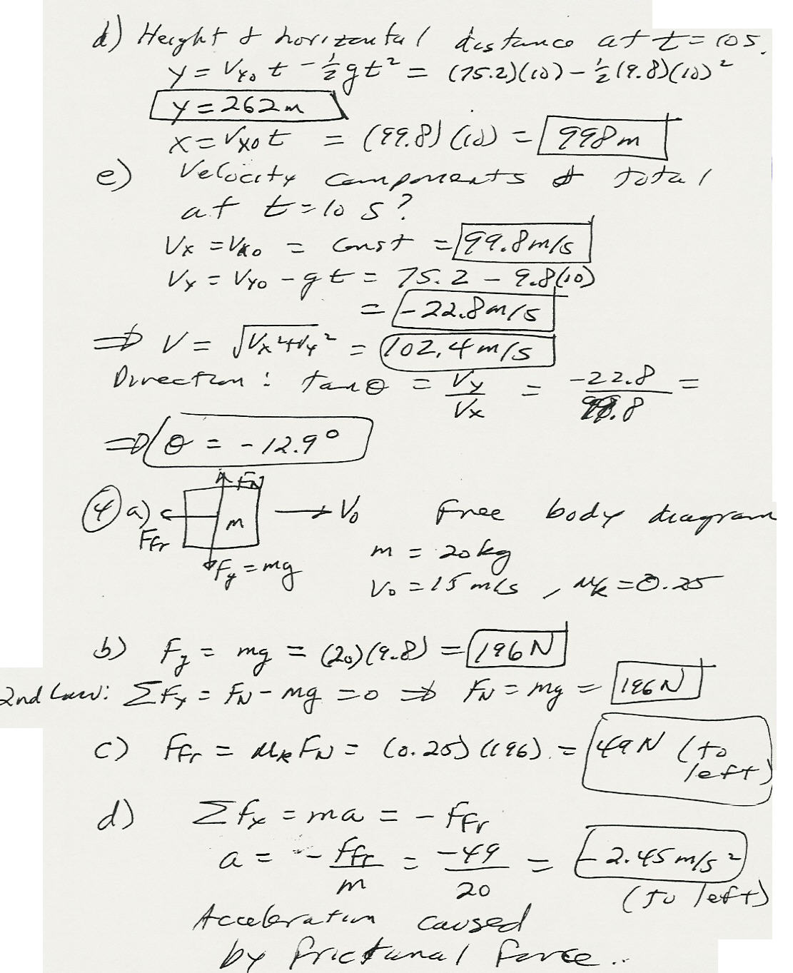 physics 4304 homework Fractions Equivalent to 1 3 solution pages 1 2 3 4 5 6