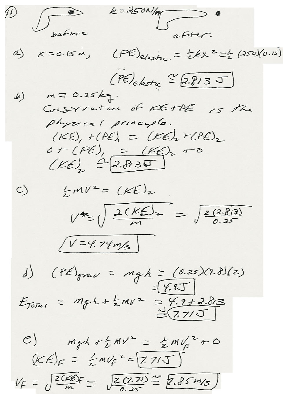 physics 4304 homework 1 2 3 6 Is True or False solution pages 1 2 3 4 5 6 7 8 9 10 11 12